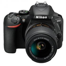Цифровой фотоаппарат Nikon D5600 + AF-P 18-55 VR Kit (VBA500K001)