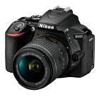 Цифровой фотоаппарат Nikon D5600 + AF-P 18-55 VR Kit (VBA500K001), фото 2