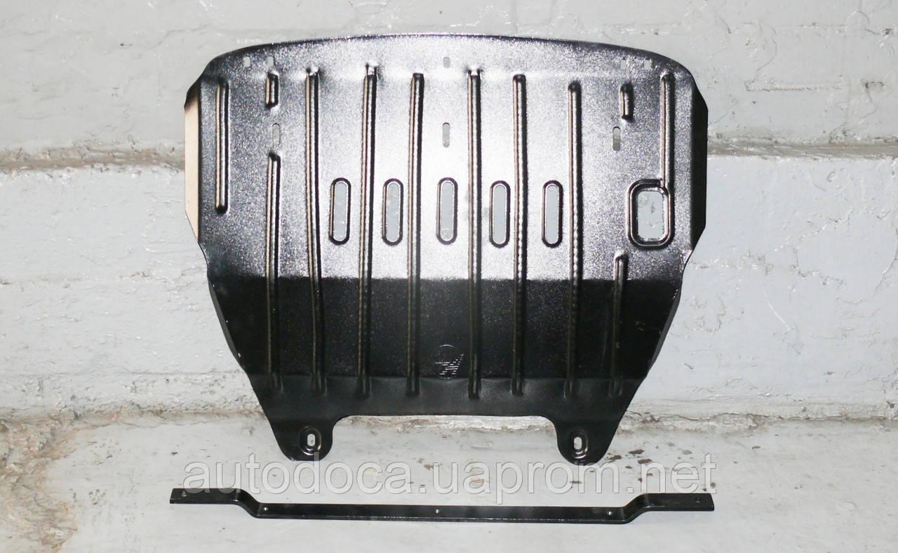 Защита картера двигателя и акпп Mini Countryman 2010-