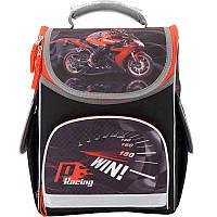 Школьный рюкзак каркасный 5001S-8, GoPack