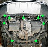 Захист картера двигуна і акпп Mini Countryman 2010-, фото 6