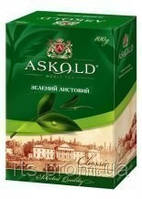 Чай зеленый Аскольд Классический, листовой 100 гр.