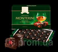 Конфеты «ROSHEN» «Monterini» вишня с коньячным ликером 196 гр.