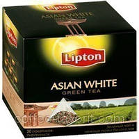 Чай зеленый Asian White в пирамидках 20*1,6 гр (36 гр.)