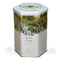 Чай черный Ахмад Граф Грей (Edwardian Collection) листовой, упаковка ЖБ 200 гр.