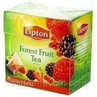 Чай фруктовый Lipton Forest Fruit Tea в пирамидках 20*1,7 гр