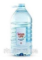 Вода минеральная АКВА-ЛАЙФ не газированная 6 л (ПЭТ)