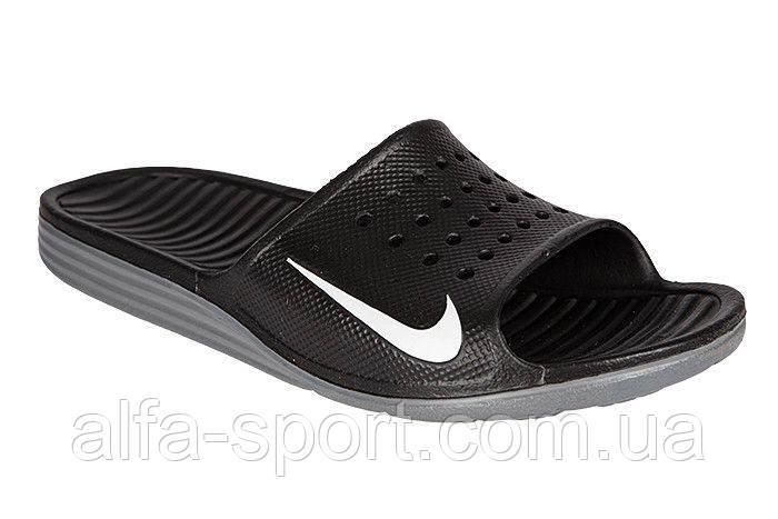 2e4bddf0 Сланцы Nike Solarsoft Slide (386163-011): продажа, цена в Харькове ...
