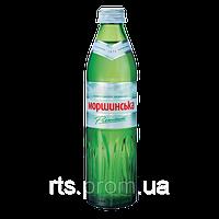 Вода минеральная МОРШИНСКАЯ стекло 0,5 л. н/газ