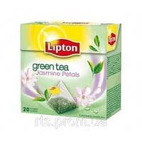 Чай зеленый Lipton Jasmine в пирамидках  20*1,7 гр