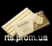 Шоколад «ROSHEN» пористый белый 85 гр.