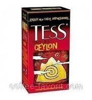 Чай черный Тесс Цейлон пакетированный 100*1,5 гр (150 гр)
