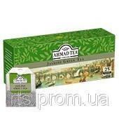 Чай Ахмад пакетированный зеленыйс жасмином (25х2г)