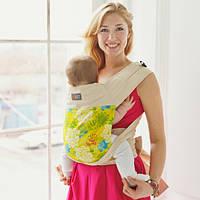 """Слинг """"Літо"""" Лав & Carri для уютных прогулок, Май Sling рюкзак просто и удобно для новорожденных Не кенгуру"""