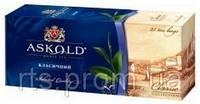 Чай черный Аскольд Классический, пакетированный 25 х 2 гр.