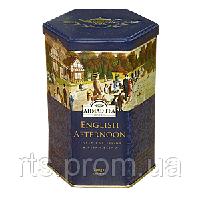 Чай черный Ахмад Английский послеобеденный (Edwardian Collection) листовой, упаковка ЖБ 200 гр.
