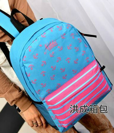 Рюкзак с якорями
