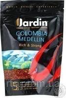 Кофе растворимый сублимированый ЖАРДИН Colombia Medelin, мягкая упаковка (75г)