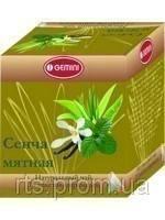 Чай травяной Gemini Сенча мятная в нейлоновых пирамидках (15 х 2 гр)