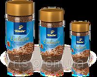 Кофе растворимый сублимированный Tchibo Exclusive, 95г, стекло