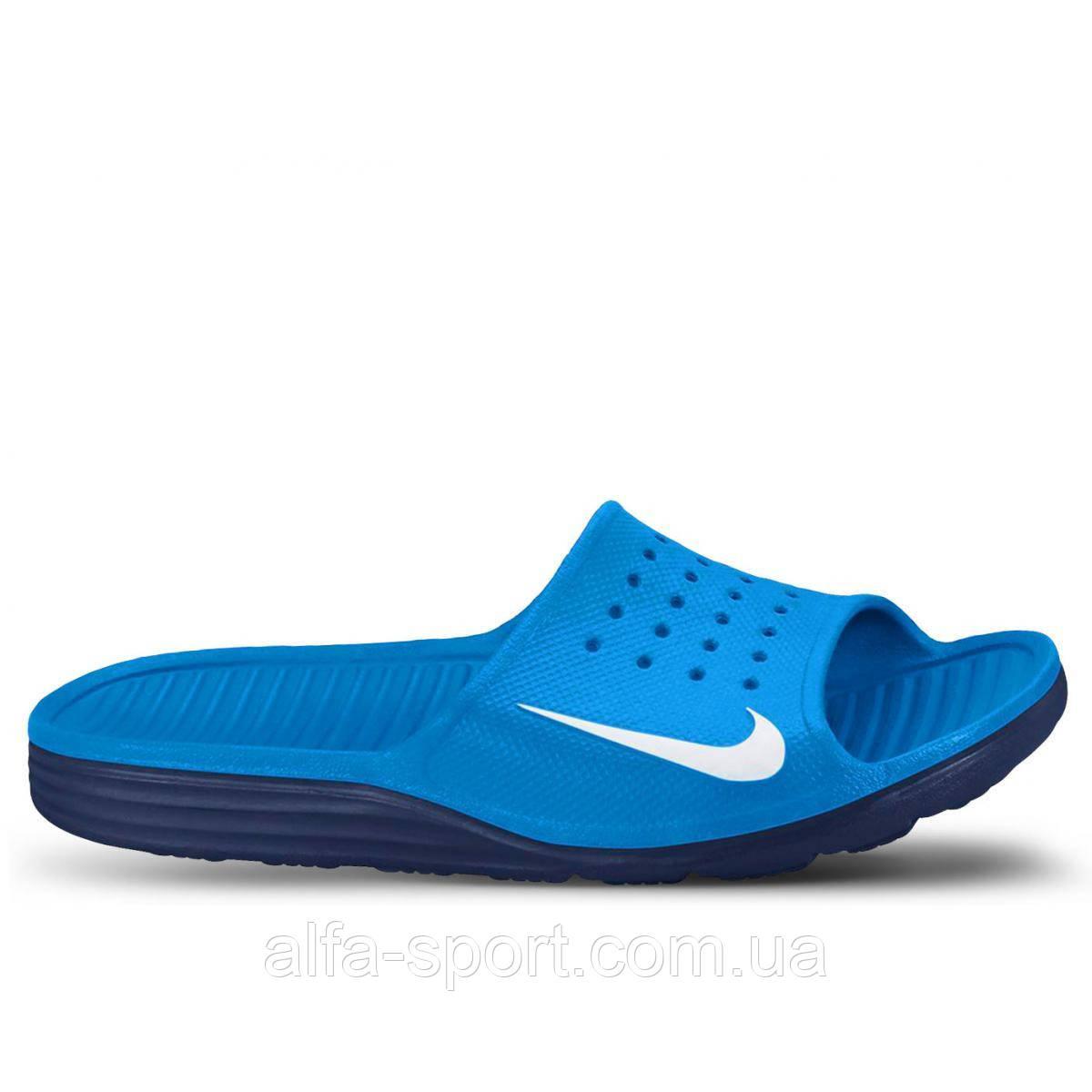 5d7053c4 Сланцы Nike Solarsoft Slide (386163-415), цена 1 050 грн., купить в ...