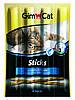 Мясные палочки Gimcat Sticks Salmon & Trout для кошек с лососем и форелью, 4 шт