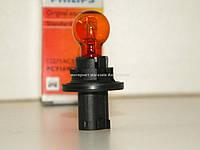 Лампа (PGU20/2) указателя поворота в зеркале на Фольксваген Крафтер 2006-> PHILIPS (Нидерланды) 12271AC1