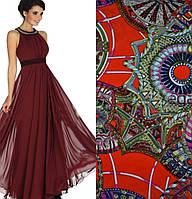 Вечернее платье  Нежность бордо 110052428