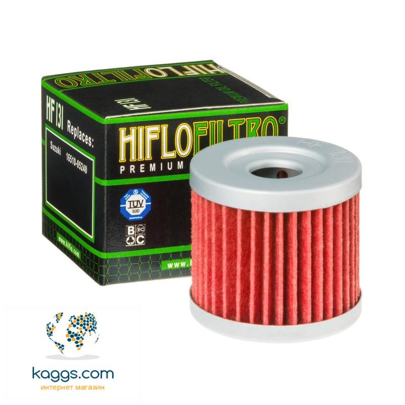 Масляный фильтр Hiflo HF131 для Suzuki, Hyosung, Shineray