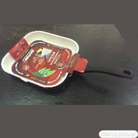 9038 Сковорода для гриля 250*250мм с керамическим покрытием