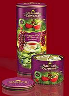 Чай травяной Хейлис Чайный Сомелье   «Малина», «Виноград», «Черника» 135 гр.
