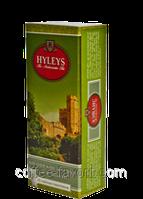 Чай зеленый Хейлис Английский с жасмином пакетированный 25 х 1,5 гр.