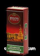 Чай черный Хейлис Королевский купаж, пакетированный 25 х  2 гр.