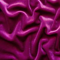 Ткань бархат - цвет фуксия