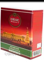 Чай черный Хейлис Особый Королевский купаж, пакетированный 125 х  2 гр.