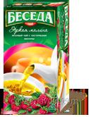 Чай зеленый БЕСЕДА яркая малина, пакетированный 26 х 1,3 гр