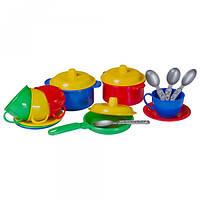 Посудка игрушечная Маринка 1 в сетке В 2209 ТехноК
