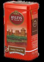 Чай черный Хейлис  Плод страсти в ж/б 125 гр.