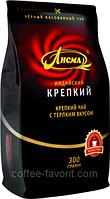 Чай черный Лисма Крепкий Индийский, листовой 400 гр. мягкая упаковка