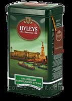 Чай черный Хейлис Английский королевский купаж в ж/б 125 гр.