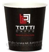 Стакан бумажный TOTTI Caffe 175 мл