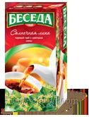 Чай черный БЕСЕДА солнечная липа, пакетированный 26 х 1,5 гр.