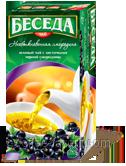 Чай зеленый БЕСЕДА необыкновенная смородина, пакетированный 26 х 1,3 гр