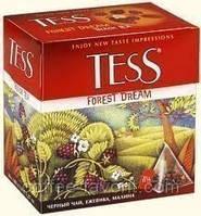 Чай черный Тесс Форест Дрим в пирамидках для чайника 20*1,8 гр (36 гр)