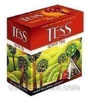 Чай черный Тесс Лимон Три в пирамидках для чайника 20*1,8 гр (36 гр)