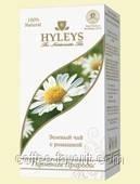 Чай зеленый Хейлис Гармония природы с ромашкой пакетированный 125 х 1,5 гр.