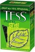 Чай зеленый Тесс Стайл листовой (100г)