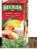 Чай черный БЕСЕДА душистая мелисса, пакетированный 26 х 1,5 гр.