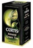 Чай зеленый Curtis Almond, листовой 100 гр.
