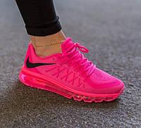 Женские кроссовки Nike Air Max 2015 pink АТ-458